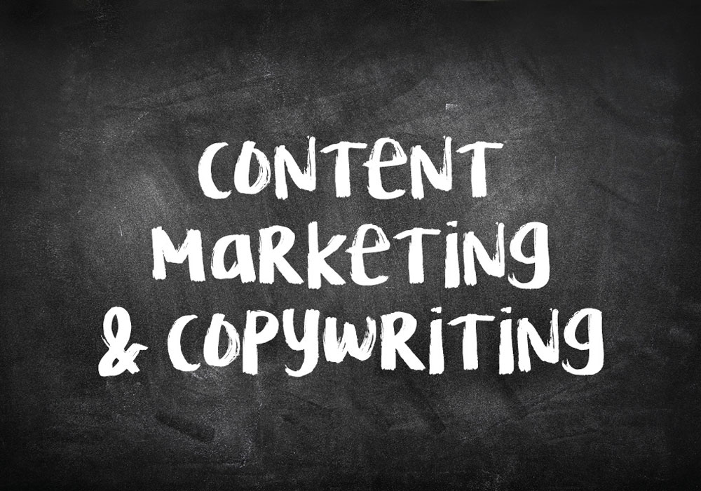 Content Marketing & Copywriting