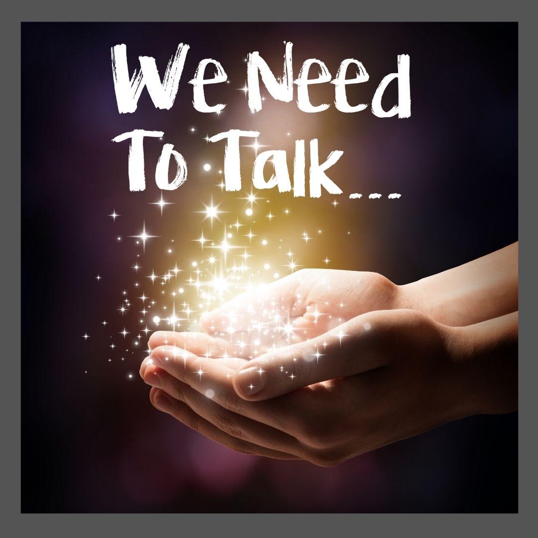 We Need To Talk Magic